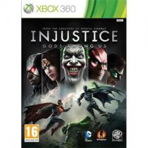 Injustice: Gods Among Us (Xbox 360)