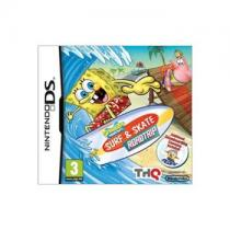 SpongeBob Surf & Skate roadtrip - NDS