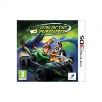 Ben 10: Galactic Racing - 3DS