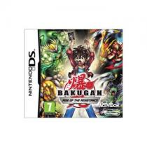 Bakugan: Rise of the Resistance - NDS