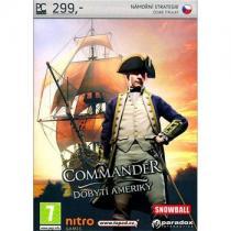 Commander: Dobytí Ameriky (PC)