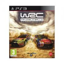 WRC: World Rally Championship (PS3)