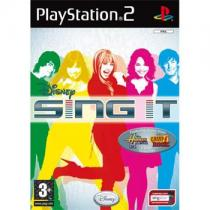 Disney Sing it! (PS2)