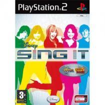 Disney Sing it! (PS2)