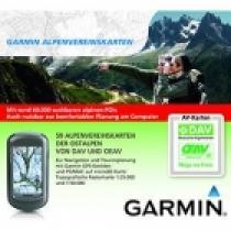 Garmin Alpenvereinskarten