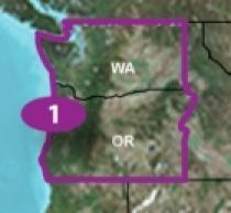 Garmin TOPO U.S. 24K Northwest