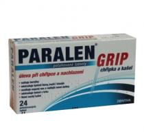 Zentiva Paralen Grip (24 tablet)