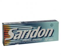 Bayer Saridon (10 tablet)