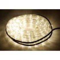 LED osvětlení - teple bílé, 10 m