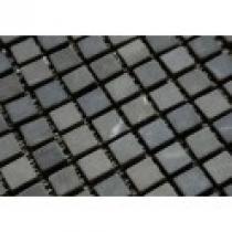 Garth Mramorová mozaika šedá - obklady D00792