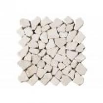 OEM Mramorová mozaika -krémová obklady 1 m2