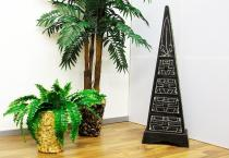 Komoda - skříňka ve tvaru pyramidy 100 cm