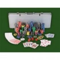 OEM Poker Set 500 laserových žetonů