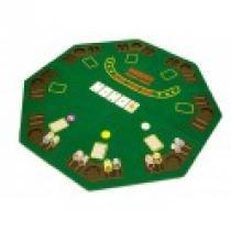 OEM Poker podložka osmihran skládací