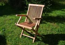 DIVERO skládací židle
