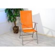 OEM Hliníková skládací židle