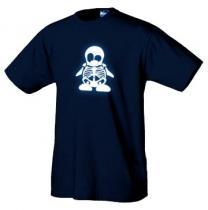 Tričko Linux X-ray