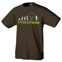 Tričko Evoluce