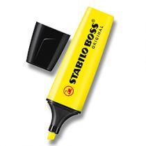 Stabilo Boss Original - žlutý - zvýrazňovač