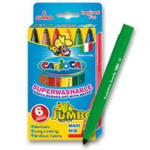 Carioca Jumbo - 6 barev - fixy