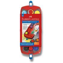 Faber-Castell Vodové barvy - 24 barev