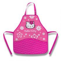 Karton P+P Zástěra do výtvarné výchovy Hello Kitty