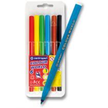 Centropen Sada popisovačů Colour World 7550 - 6 barev