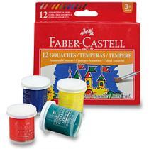 Faber-Castell Temperové barvy - 12 barev