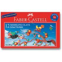 Faber-Castell Modelovací hmota - 12 barev