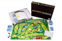 Golfová akademie - stolní hra o golfu