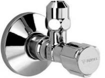 "Schell Comfort ventil rohový 1/2""x3/8"" bez matky"