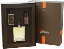 Hermes Terre D´Hermes EdT 100ml  + pěna na holení 50 ml + voda po holení 40 ml