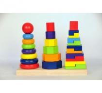 Woody Set skládacích věží