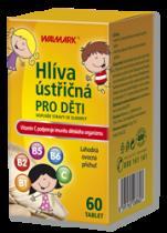 Walmark Hlíva ústřičná pro děti (60 tablet)