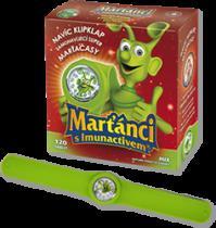 Walmark Marťánci s Imunactivem - pomeranč (30 tablet)