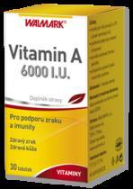 Walmark Vitamin A 6000 I.U. (30 tobolek)