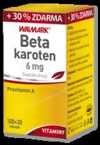 Walmark Beta karoten 6 mg (130 tobolek)