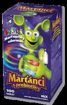 Walmark Marťánci s Inulinem - lesní plody (30 tablet)