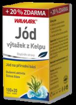 Walmark Jód výtažek z Kelpu (100 tablet)
