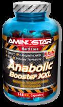 Aminostar Anabolic Booster XXL (148 kapslí)