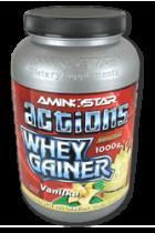 Aminostar Whey Gainer Actions čokoláda (1000 g)
