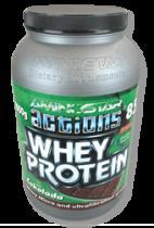 Aminostar Whey Protein Actions 85 vanilka (1000 g)
