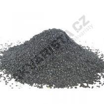 Delap Písek 1 - 2 mm - černý, 25kg