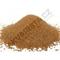 Delap Písek 1 - 2 mm - oranžový, 25kg
