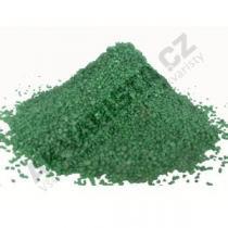 Delap Písek 1 - 2 mm - zelený, 25kg