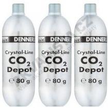 Dennerle Crystal-Line CO2 Depot 80g - sada 3ks