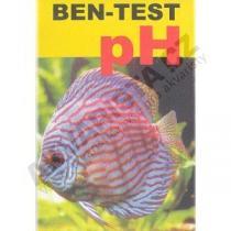 Hü-Ben Test pH