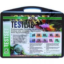 JBL TestLab, profesionální sada 10 testů