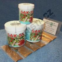 SAK Gold, granulát 2250ml/1kg PE sáček (velikost 3)