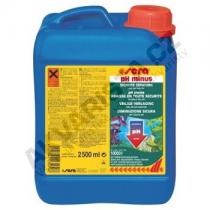 Sera pH minus 2500ml